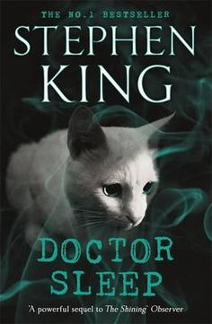 Doctor Sleep- Stephen King returns to the characters and territory of one of his most popular novels ever, The Shining. Doctor Sleep is an epic war between good and evil, a gory, glorious story that will thrill the millions of hyper-devoted readers of The Shining and wildly satisfy anyone new to the territory of this icon in the King canon.