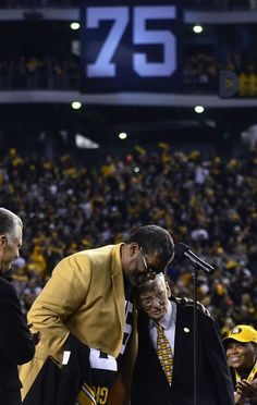 Joe Greene and the Rooneys 11-2-2014