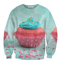 super cute sweatshirts, especially this cupcake one!