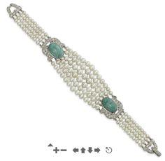 Bracelet Cartier, 1925 Christie's