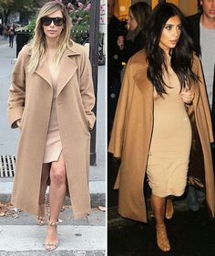 Photo proof that Kim Kardashian only really wears 15 different outfit variations ever. See the key pieces here