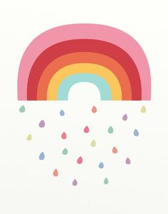 Kids Wall Art, Colourful Nursery Decor, Retro Kids Wall Art, Rainbow Wall Art, R… – Pizza Rainbow Nursery, Rainbow Wall, Rainbow Print, Nursery Prints, Nursery Art, Nursery Decor, Boy Wall Art, Kids Room Wall Art, Tableau Design