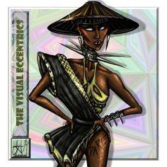 'Visual Eccentrics: Ms Grace Jones'. #gracejones #fashion #costume #fashionicon #fashiondesign #drawing #illustration #art #artist #creative #visionary #amazon #sketch #fashionsketch #icon #livinglegend #celebrity #eccentric #creative #controversy #lamode #potd #instagay #gayicon