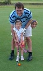 My child wants to start #golf this year but back problems run in our #family. Are there any ways we can try to prevent that? Read the answer! http://www.missomoms.com/advice/playing-golf-without-hurting-your-back #advice