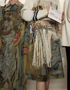 dries van noten's spring/summer 17 tapestry | read | i-D