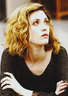 delphine from orphan black: blonde with dark roots