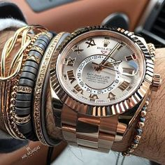 Love this! Can you vision yourself rocking this. #luxury #luxurylifestyle #lovinglife #rolex #myfuture