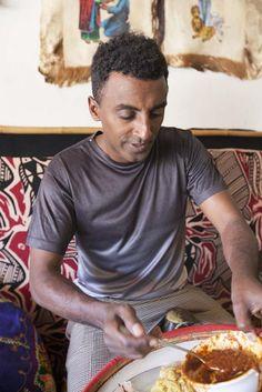 Our favorite Ethiopian-born, Swedish-raised chef, Marcus Samuelsson