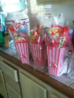 Ready to Pop Baby Shower- give aways