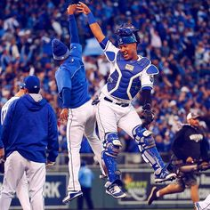 Current mood... #TakeTheCrown KC Royals Salvy