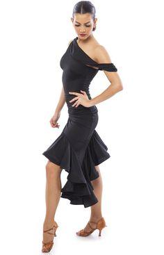 Sasuel Jennifer Latin Dress