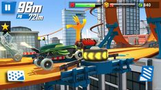 A quick test game of Hot Wheels: Race Off on Android. Test Games, Hot Wheels, Nerf, Channel, Android, Racing, Youtube, Running, Auto Racing
