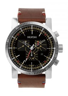 Nixon Magnacon Leather