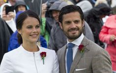 "More details on Sofia and Prince Carl Philip's wedding:   ""Carl Philip is also my best friend. He is the one I talk to the most, he is very clever, and I feel very comfortable with him,"" says Sofia Hellqvist in a new exclusive interview with Swedish television network TV4"