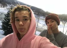 Marcus and Martinus Gunnarsen in an Instagram selfie in November 2017... Back Off, Height And Weight, Celebs, Celebrities, My King, Besties, Girlfriends, Cute Pictures, Fangirl