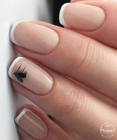 Ultimate Decision-making guide that highlights differences between acrylic nails vs gel nails so that you can choose the best one that suits your requirement. Cute Nail Art, Easy Nail Art, Cute Nails, My Nails, Heart Nails, Fancy Nails, Nagellack Design, Nagellack Trends, Stylish Nails