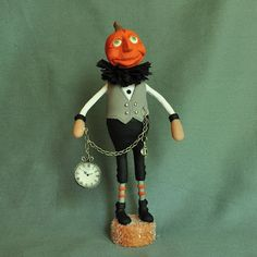 Spooky Time Jack, available on etsy from A Piece of Lisa