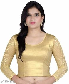 Blouses Ethnic Cotton Lycra Hosiery Women's Blouse Fabric: Cotton Lycra Hosiery Size: Up To 28 in To 36 in ( Free Size ) Length: Up To 15 in Type: Stitched Description: It Has 1 Piece Of Women's Blouse  Pattern: Solid Country of Origin: India Sizes Available: Free Size *Proof of Safe Delivery! Click to know on Safety Standards of Delivery Partners- https://ltl.sh/y_nZrAV3  Catalog Rating: ★4.2 (12439)  Catalog Name: Jiya Ethnic Cotton Lycra Hosiery Women's Blouses Vol 5 CatalogID_455497 C74-SC1007 Code: 002-3294930-