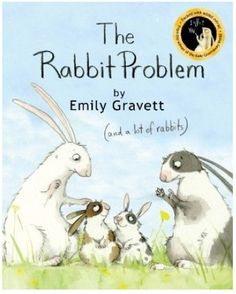 I was recently given the gift of this delightful interactive book written by Emily Gravett. Although it appears to be a children's book, The Rabbit Problem can be appreciated on the adult lev…