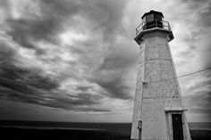 Entry Island lighthouse by Nigel Quinn, via 500px