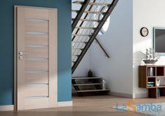 Interiérové dveře DRE ENA - model 0 | LaSamba.cz Tall Cabinet Storage, Divider, Model, Room, House, Asian, Furniture, Google, Home Decor