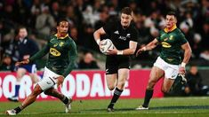 All Blacks Show their Caliber to Oust the Springboks - Live Rugby Streaming Steve Hansen, South Africa Rugby, Rugby Championship, All Blacks Rugby, Back To Black, Clinic, Crushes, Sports, Pumas