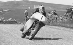 Sammy Miller is five-times winner of the famous Scottish Six Days Trial. He has actually won almost 1,500 motorcycle trials, and was twice European Trials Champion, and was also Irish Motocross Champion. He is, quite simply, a motorcycling legend.