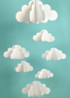 Paper Cloud Mobile #Cloud #nuage  #云 #oblak #wolk #Wolke #облако #moln #雲 #Nube #구름