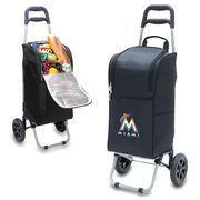 #MLBShop.com - #MLBShop.com Miami Marlins Black Cart Cooler - - AdoreWe.com