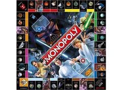 Monopoly MONOPOLY STAR WARS - Die SAGA Edition #monopoly #starwars #saga