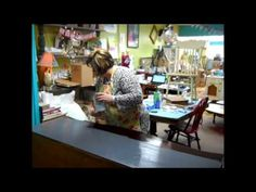 ▶ The Purple Painted Lady Basic Painting Tips - YouTube ~ annie sloan chalk paint tips