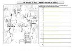 jeu à télécharger sécurité routière maternelle - Recherche Google
