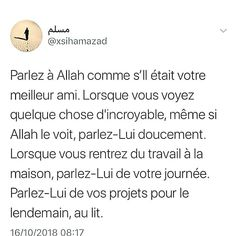 #islam #hadith #islamhadith #Muslim #musulman #coran #rappelislam #rappel #musique #allah #allahuakbar #parent #parents #maman #sourate #us #haby #ayatalqursi #sourate #ayatalquran #peché #repentir #coeur #islamfrance #belgique #usa #france #viral #france Muslim Quran, Islam Hadith, Allah Islam, Islam France, Plus Belle Citation, Coran Islam, Real Quotes, Islamic Quotes, Ramadan