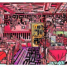 #yigityazici #yigityaziciatelier #memories #nisantasi #tesvikiye #2011 #jumeriah #jumeriahgreeksidehotel #collection #permanentcollection #dubai project for Jumeriah Greekside hotel 2011 Dubai UAE Fine Art Print - Dubai'de Jumeriah otelde bulunan bir eser