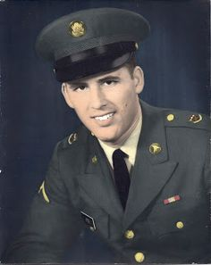 My hero... My Dad.  Hubert Lee King  Medical Corpsman  USA Army, Vietnam War  1967-1969