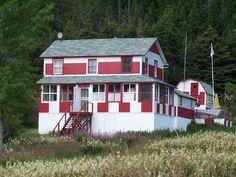 The Wolfery house