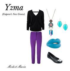 """Yzma"" by mormonredhed ❤ liked on Polyvore featuring ESCADA, Michael Kors, Solange Azagury-Partridge, Desigual, Melissa and Kendra Scott"