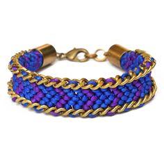 Bracelet M3 Purple Blue