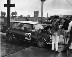Mini Rallying in Australia.  v@e.