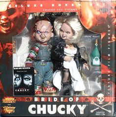 Bride of Chucky by boogster11.deviantart.com on @deviantART