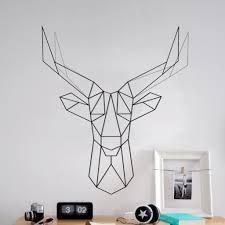 Znalezione obrazy dla zapytania głowa jelenia plakat
