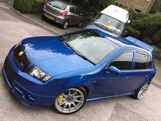 Fabia RS on XXR wheels Skoda Fabia, Mk1, Volkswagen Golf, Motors, Planes, Wheels, Watches, Cars, Vehicles