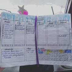 My december weekly spread. Consists of daily records, drinking tracker, notes and tasks. I'm also testing day tracker. Really easy and effective spread. 😊 #bulletjournal #mybulletjournal #diary #december #weeklyspread #notes #daytracker #tracker #Czechrepublic #prosinec #týdenní #diář #bujo #planning #planmyday #bujojunkies #bujocommunity #bullet #journal