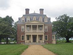 Shirley Plantation House, Virginia