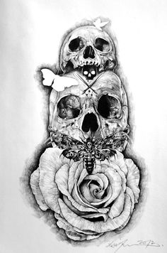 my latest artwork for Sullen Art Collective..check out www.sullenclothing.com :)