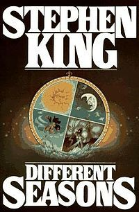 'Different Seasons' by Stephen King.  A great read because it contains 'Rita Hayworth and Shawshank Redemption', 'Apt Pupil' and 'The Body'