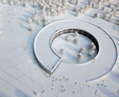 Museum Troya by AW Architektur