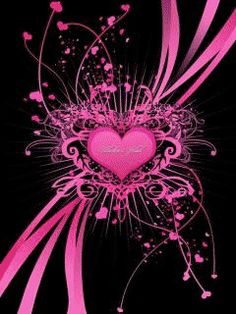 pretty in pink...but if you go to the original link the graphic changes colors and is quite lovely in any color