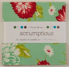Scrumptious Charm Pack by LHMaterials on Etsy, $7.00