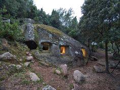 Hidden and little known places: Amazing Sardinia again - Sacro di Santa Cristina